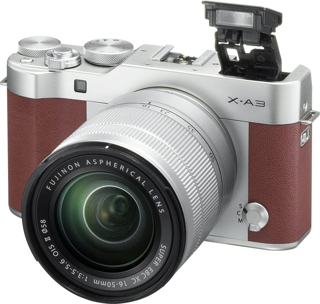 Fujifilm X-A5 and XC 15-45mm Pancake Lens to be Announced on January ...